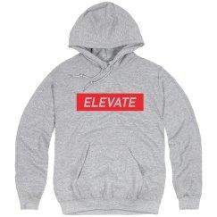 Elevate Light Steel Hoody