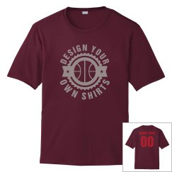 Custom Basketball Team Practice Shirt