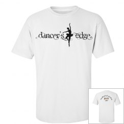 Dancer's Edge Recital 2017 Adult Tee