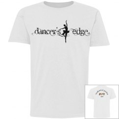 Dancer's Edge Recital 2017 Youth Tee
