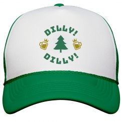 Dilly Dilly Winter Pines Design