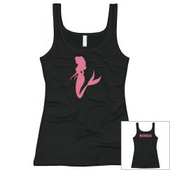 Mermaid Junior Fit Tank