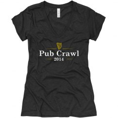Stout Pub Crawl