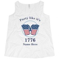 Custom Party Like It's 1776