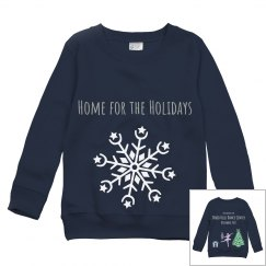 Home for the Holidays Youth Sweatshirt