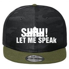 Let me talk