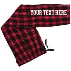 Unisex Fashion Flannel Pajama Pants