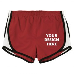 Create Your Own Custom Gym Shorts