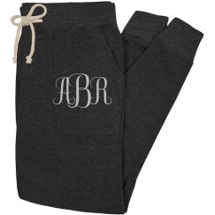 Custom Initials Monogrammed Sweats