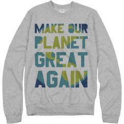 This Planet Must Be Great