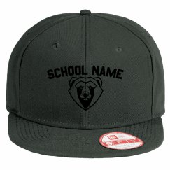 Custom School Name Mascot Hat