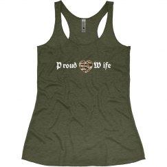 Army Wife Tank