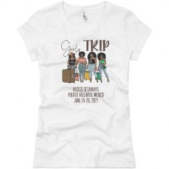 Girls Trip / Recess 2021 - Basic T - 4 Colors Available