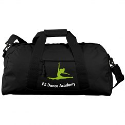 PZDA Duffle Dance Bag