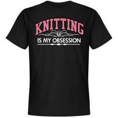 KNITTING. My obsession
