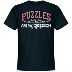 PUZZLES. My obsession