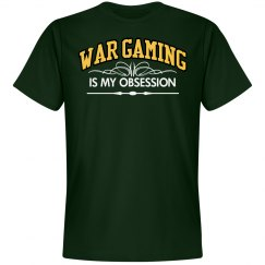 War gaming. My obsession
