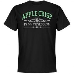 Apple Crisp. My obsession