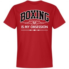 Boxing. My obsession
