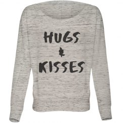 Hugs And Kisses Longsleeve