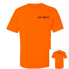 Smooth Active Wear Neon Tee