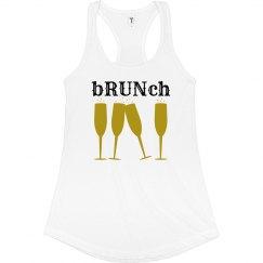 bRUNch mimosa tank