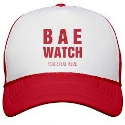 Custom BAE Watch