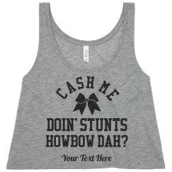 Howbow Dah Cheerleader