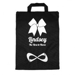 Nfinity Black Uniformer Bag