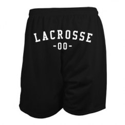 Add Your Custom Lacrosse Number