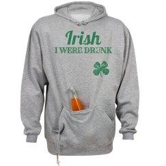 Irish I Were Drunk Clover