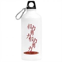 4ASH Aluminum H2O Bottle