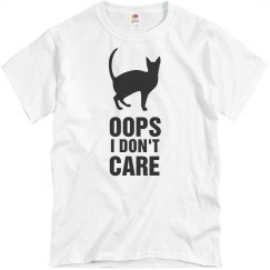 Funny Cats Dont Care