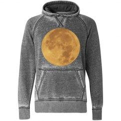 Super Moon Vintage Hoodie
