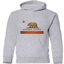 California Republic Sweater (Gold Bar)