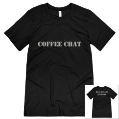 Coffee Chat black - Men