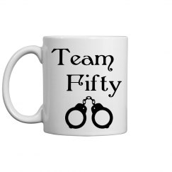 Team Fifty Mug