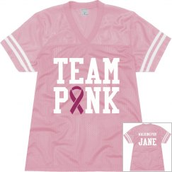 Breast Cancer Team Pink