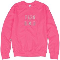Teen D.M.D Sweatshirt
