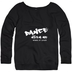 Long Sweatshirt Black