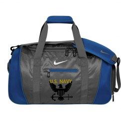 Navy Bag