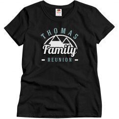 Custom Outdoors Family Reunion Top