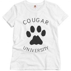 Rock Your Cougar Skillz