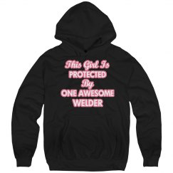 Protected by welder