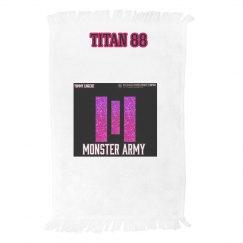 TITAN 88 (TOWEL)