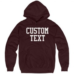 Customizable Cozy Hoodie