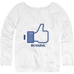 I like running