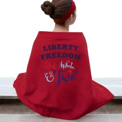 Freedom Liberty - Red, White & Two (30 Curve)