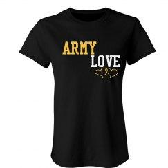 Army Love T-shirt