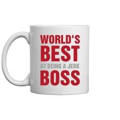 Boss Jerk Day